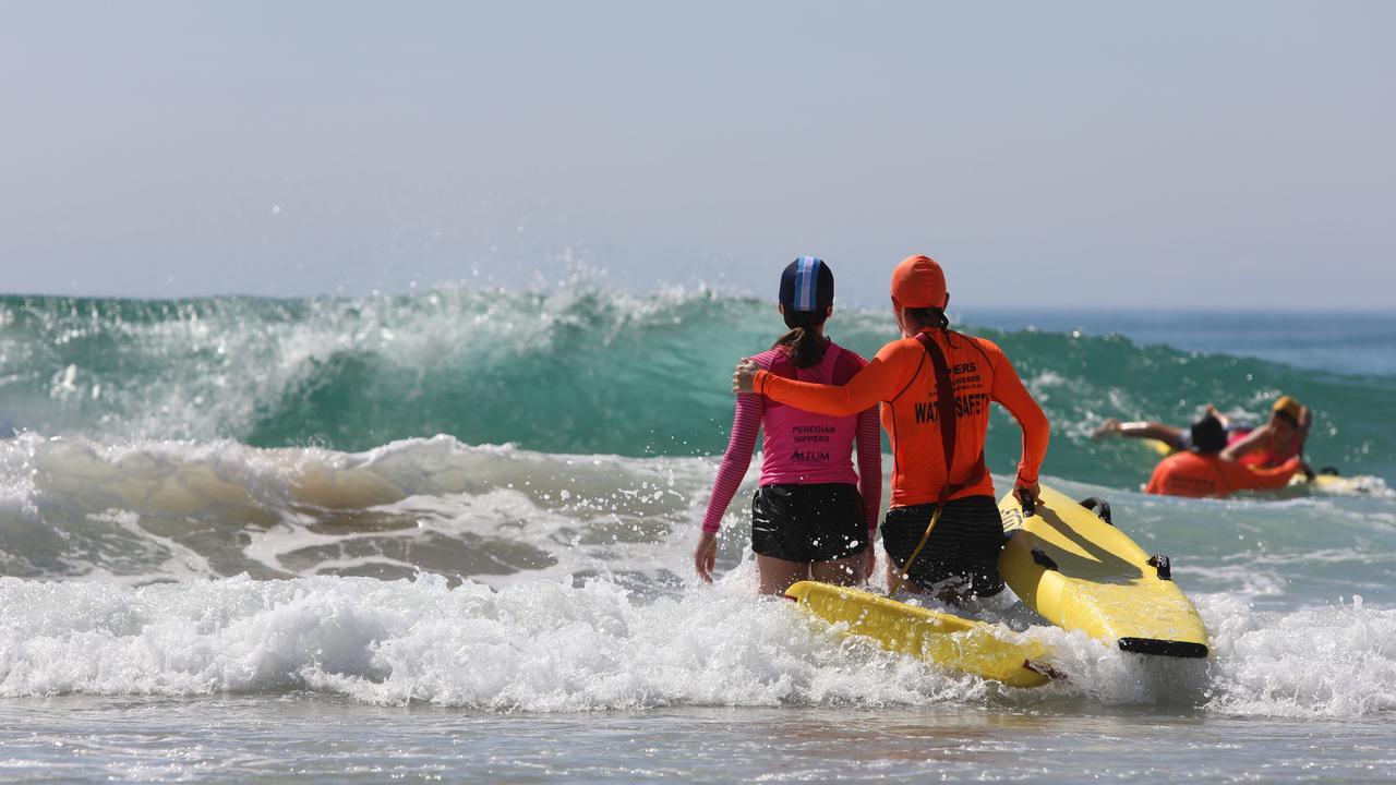 Nippers are leading the resurgence of lifesaving at Peregian Beach.