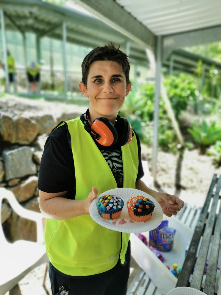Tammie Sanders is one of the Endeavour Foundation's supported employees who is heading back to work this week after the COVID-19 shutdowns.