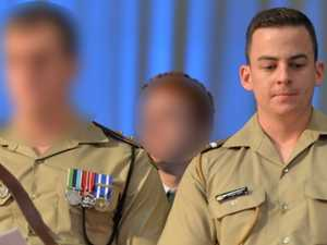 Army cadet's secret sex video in court