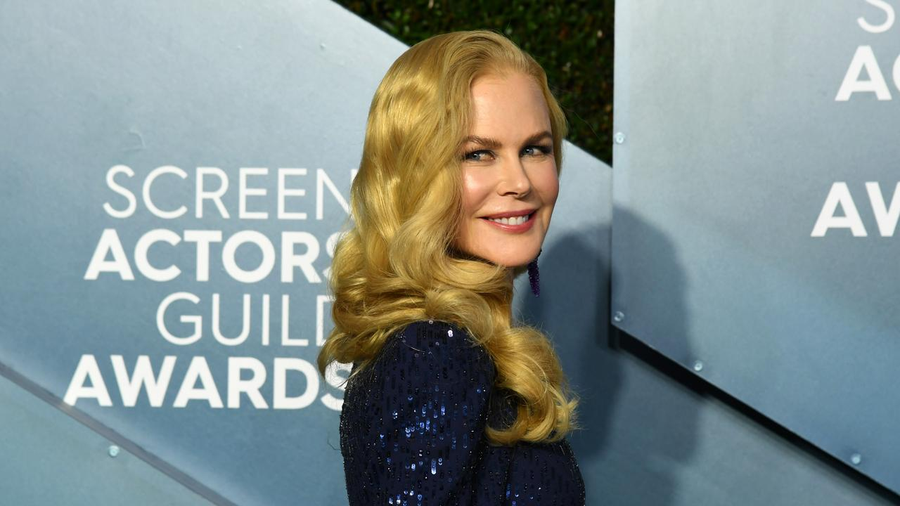 LOS ANGELES, CALIFORNIA – JANUARY 19: Nicole Kidman attends the 26th Annual Screen Actors' Guild Awards at The Shrine Auditorium on January 19, 2020 in Los Angeles, California. (Photo by Jeff Kravitz/FilmMagic)