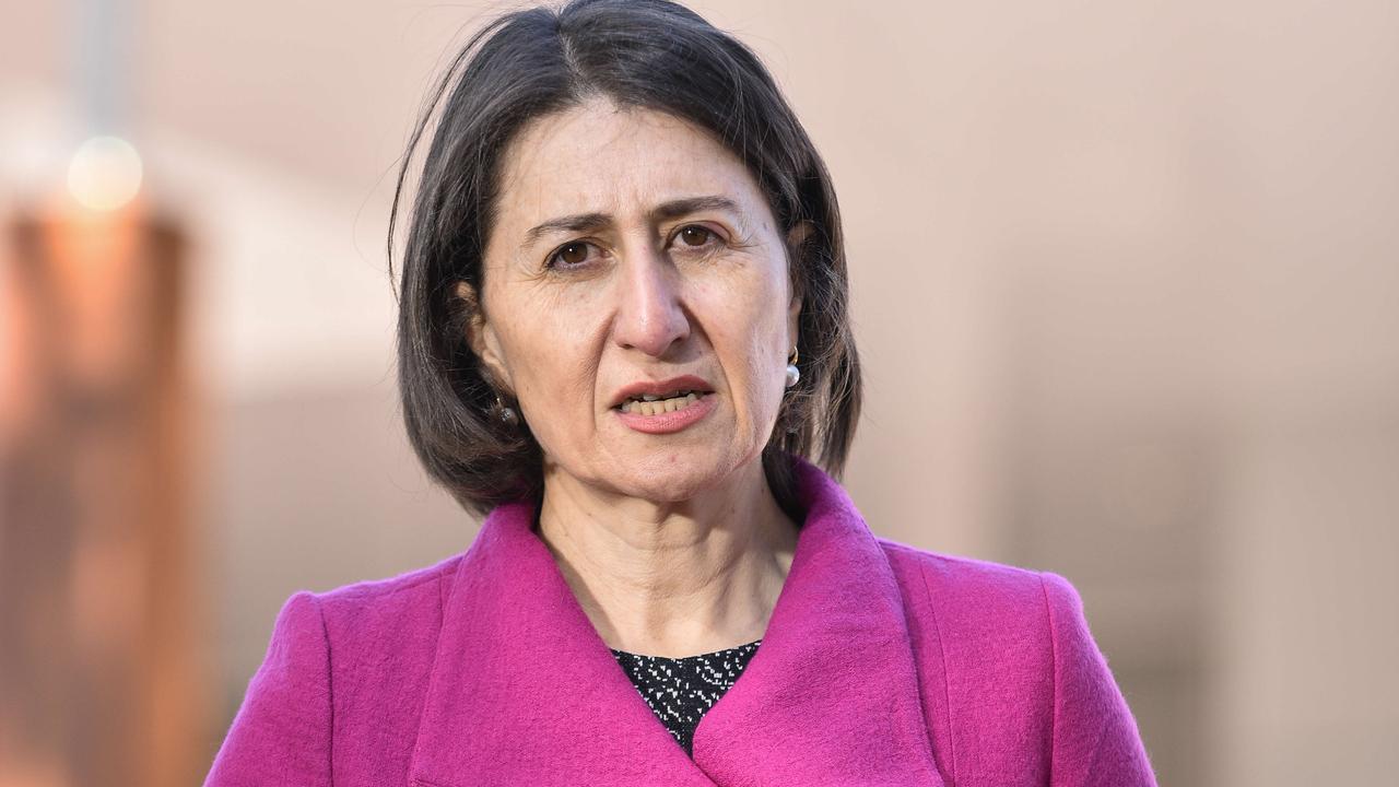 Premier Gladys Berejiklian (NCA Newswire -Flavio Brancaleone).