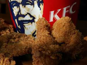 KFC's 3D print edible chicken nuggets plan