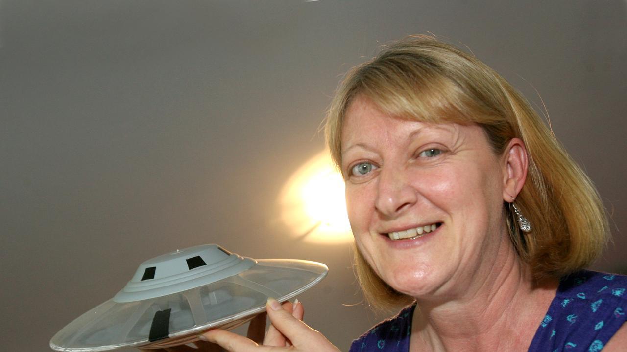 Sheryl Gottschall, UFO Research Qld.