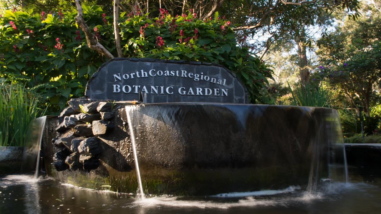 One of the infrastructure projects will take place at the North Coast Regional Botanic Garden.