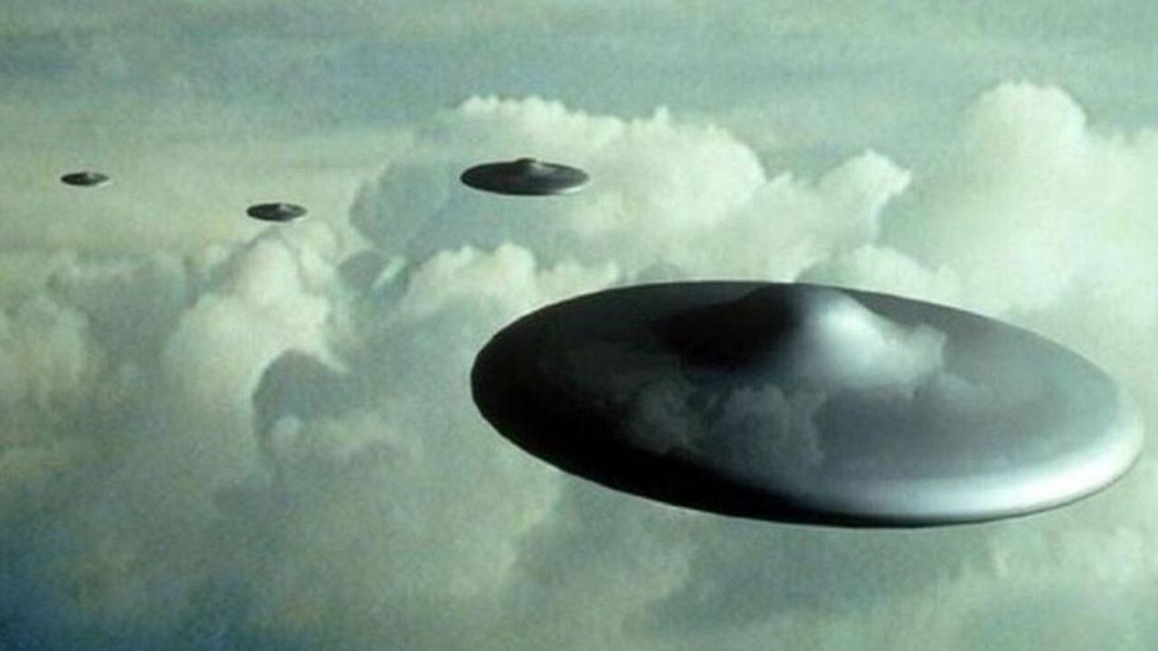 Supplied  UFO pictures