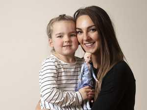 Little Isla's 'heartbreaking' journey with rare disease