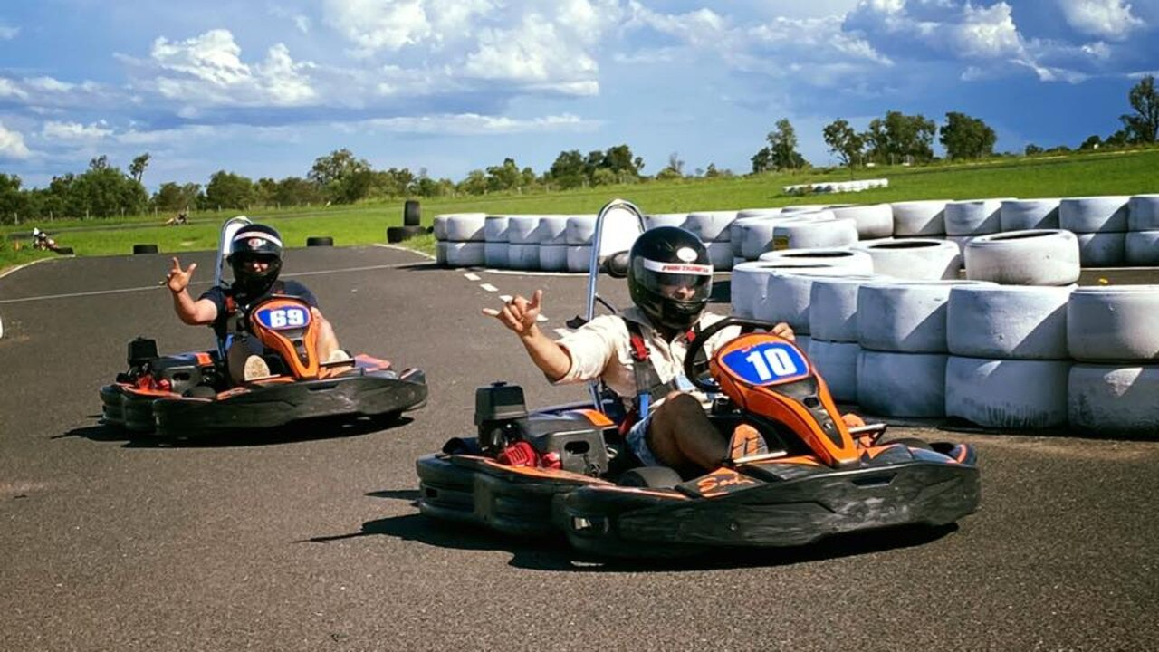 HIT THE GAS: Gladstone Kart Club will play home to FasKarts for a high-octane come-and-try day on August 8 from 8am until late.