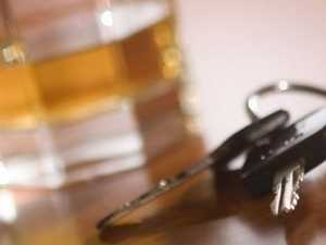 Driver crashes after drinking 1L bourbon in half hour