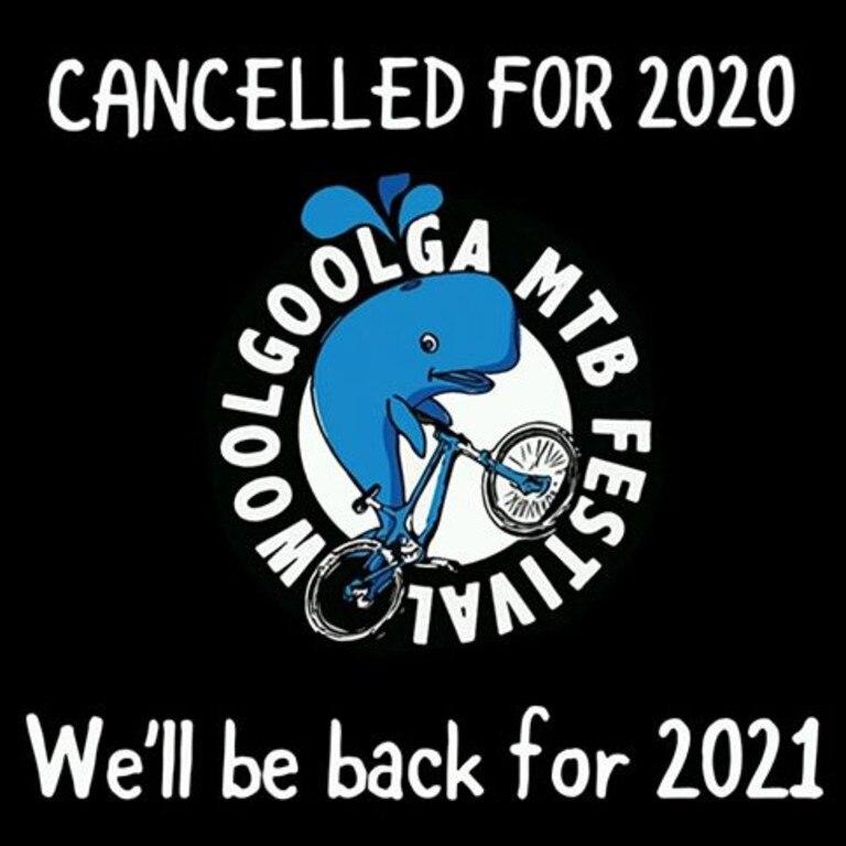 Woolgoolga Mountain Bike Club announced on Facebook that the 2020 Woolgoolga Mountain Bike Festival was cancelled.