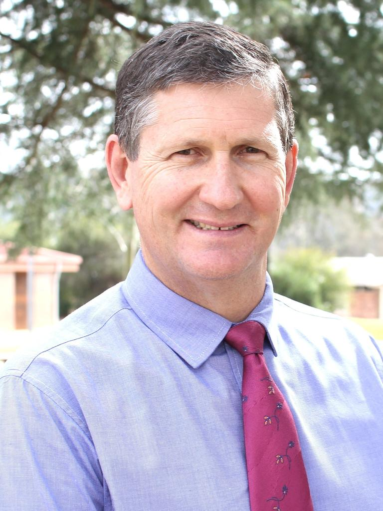Goondiwindi Mayor Lawrence Springborg.