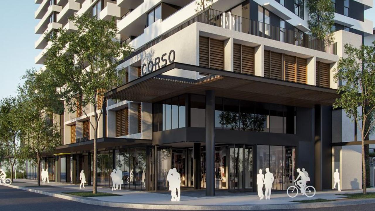 Habitat Development Group has lodged a development application for its second development site within the Maroochydore City Centre, Corsos.