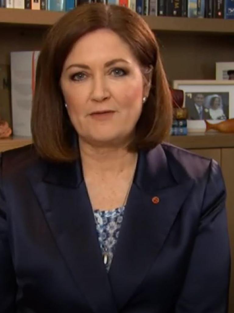Sarah Henderson. Picture: ABC