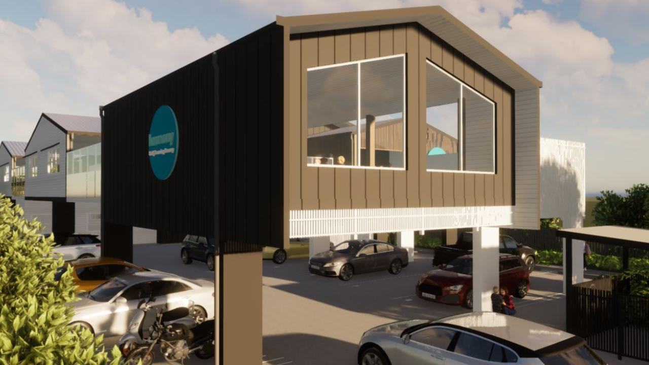 Concept designs for a proposed childcare centre at 65 and 67 Lady Musgrave Dr, Mountain Creek.