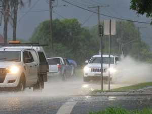 Ipswich in line for share of coastal rain