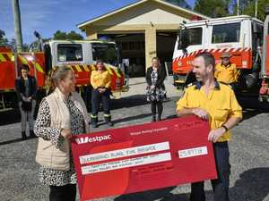 'IT'S OVERWHELMING': Big donation helps brigade do little things