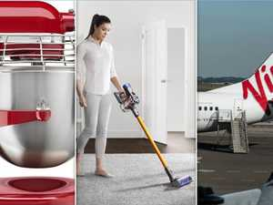 Click Frenzy deals: $6 KitchenAid, cheap Dyson, Virgin flights