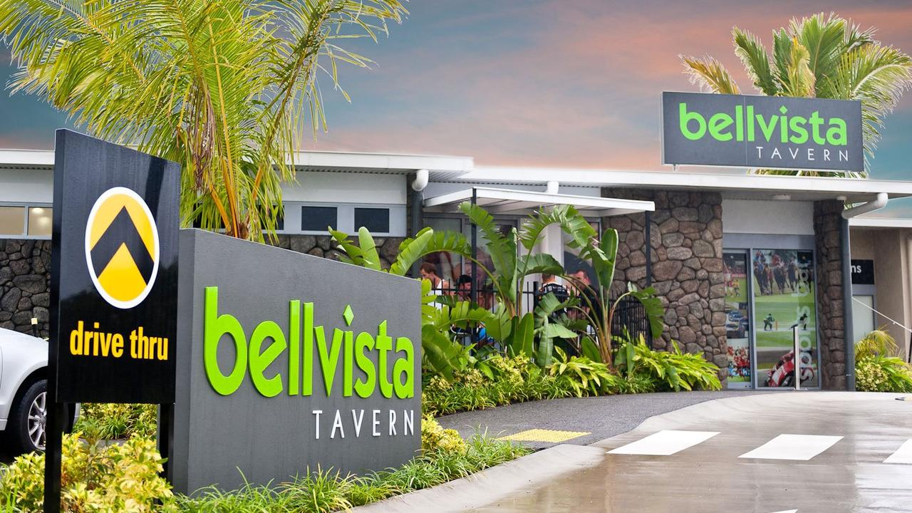 The Bellvista Tavern has shut its doors, citing the coronavirus pandemic and a spate of thefts as reasons for the closure.