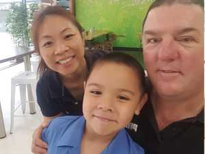 'HORRIBLE': 5-year-old boy still stuck in Thailand