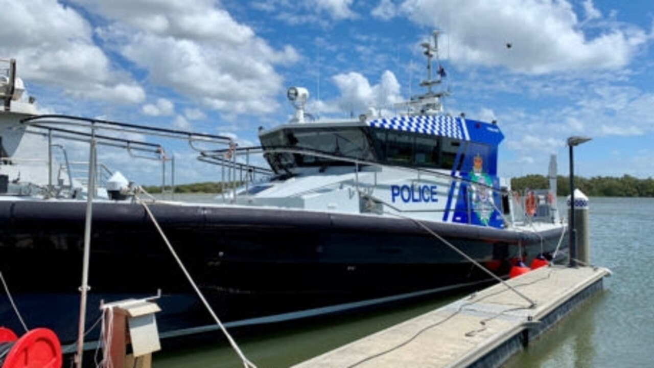 The new patrol vessel, Queensland Police Vessel (QPV) Norm Watt is named after Senior Constable Norm Watt, who died by gunfire while responding to an incident near Rockhampton on July 21, 2000