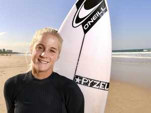 Season over, but competitive flame to remain for surfer