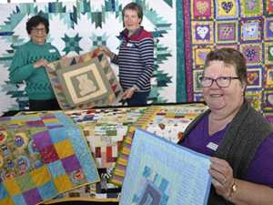 Community quilters nominated for award