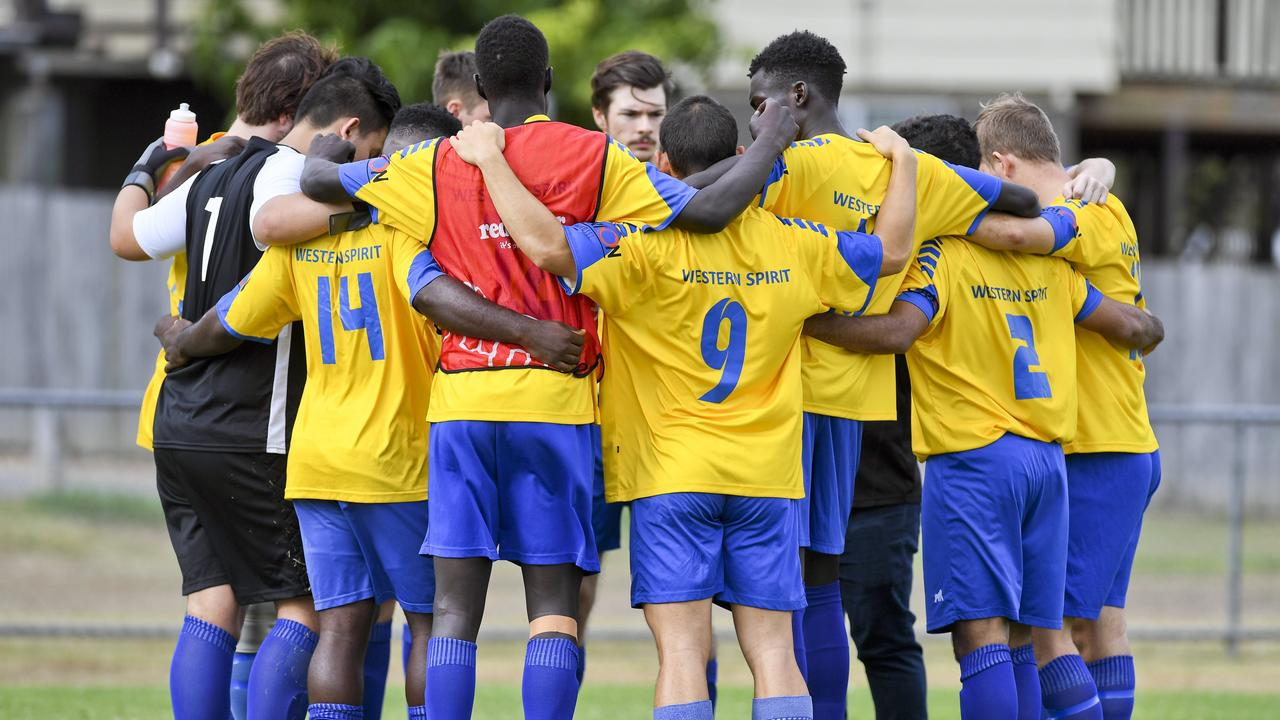 Western Spirit's Capital League 1 first team and Reserve Grade squad have undergone massive changes since last season. Picture: Cordell Richardson