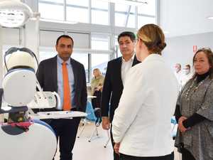 $3.2m training hub opens as Coffs' healthcare industry booms