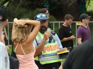 Cops blasted for 'humiliating' act to women