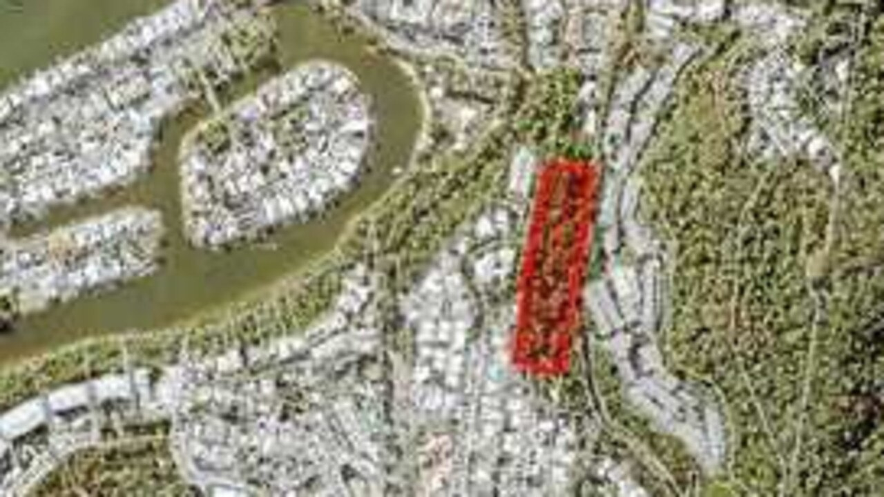 A large slice of Noosa Hill is proposed for development that will be sorted out in the planning court.