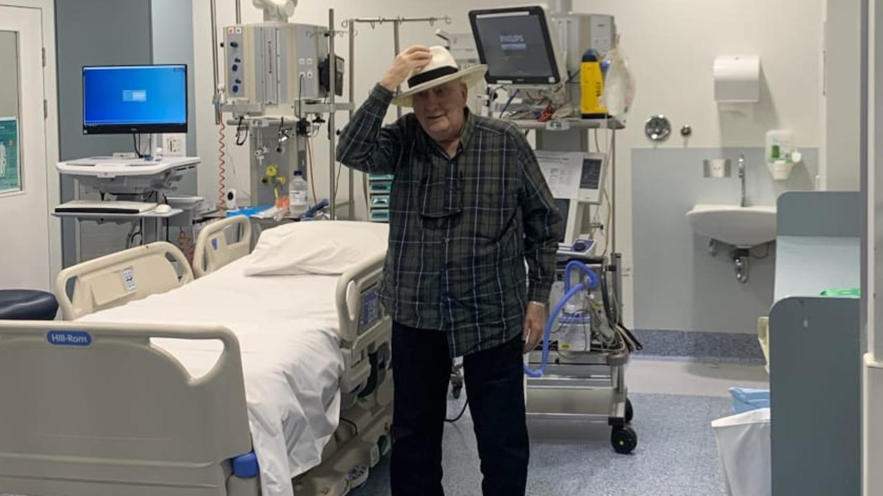 Braschie, COVID survivor, leaving hospital after four months