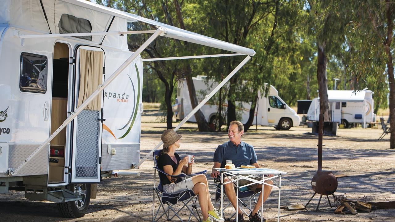 MASSIVE FUNDING BOOST: A multimillion-dollar upgrade is set to transform beloved parks across the Western Downs region. Picture: Tourism and Events Queensland