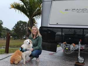 'Don't lose visitors': Push for pet friendly caravan parks