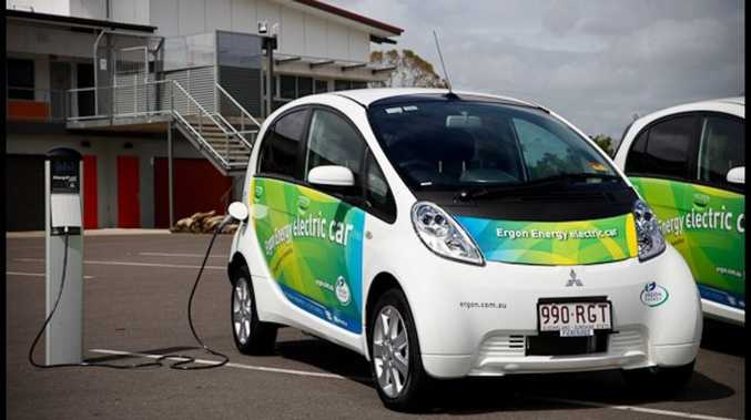 Whitsundays lands second stop on electric super highway
