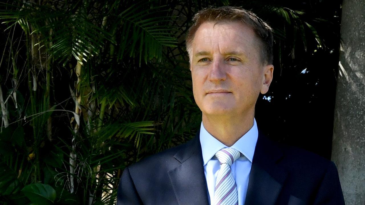 CQUniversity Vice Chancellor Nick Klomp.