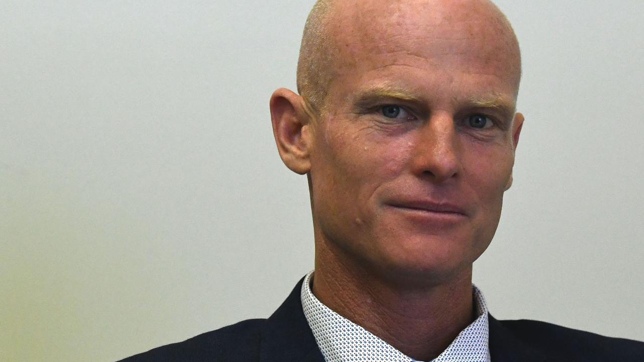 Gympie Regional Council Mayor Glen Hartwig