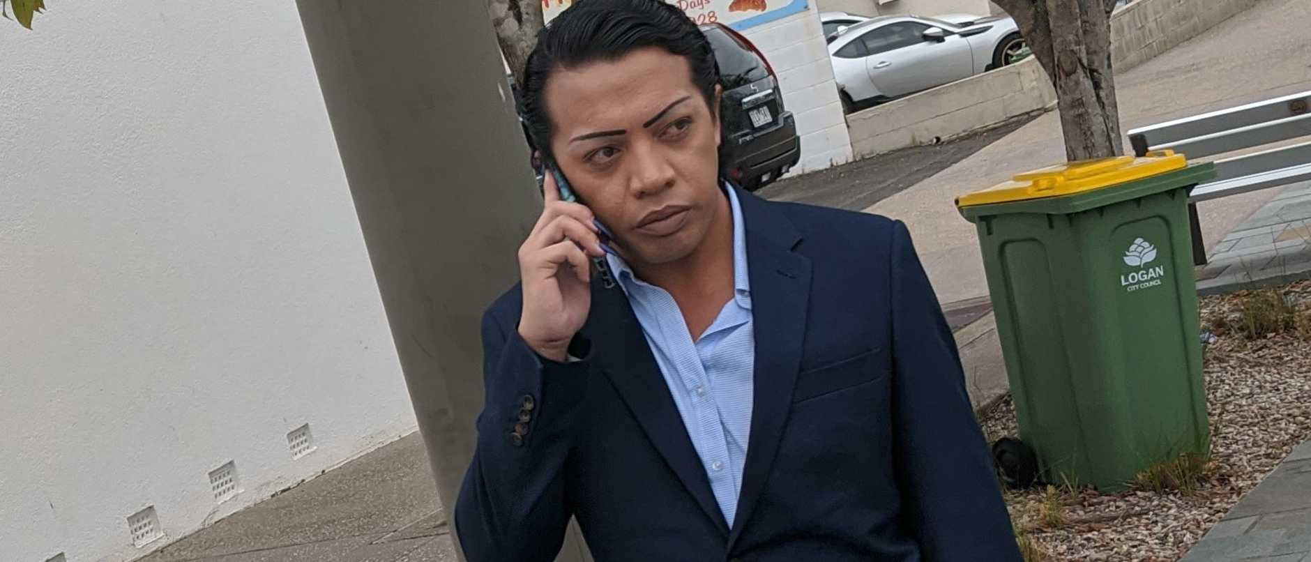 Meadowbrook man Corey Tauariki, 24, was fined $400 in Beenleigh Magistrates Court after pleading guilty to one charge of fraud.