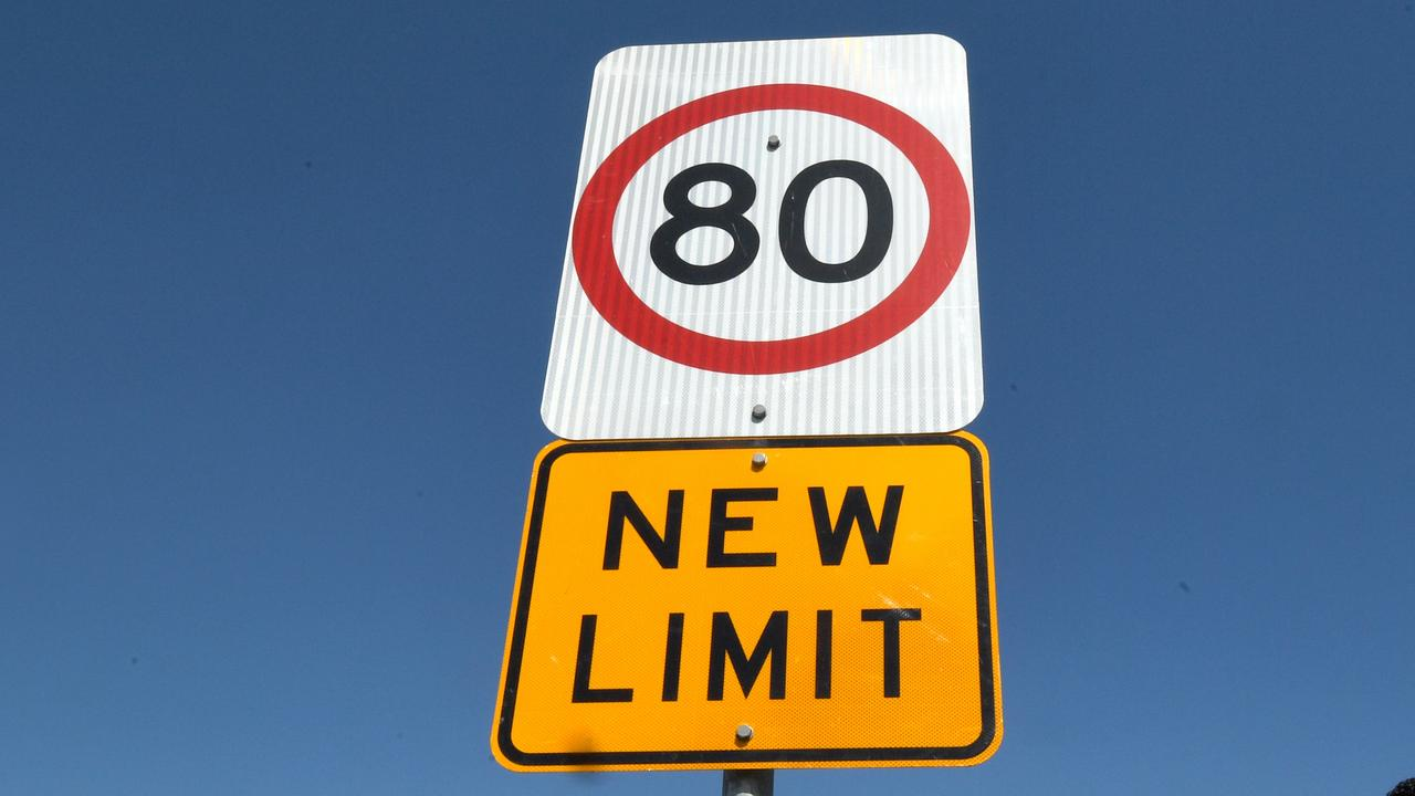 There will be a new speed limit on Eel Creek Bridge.PICTURE : PENNY STEPHENS. 20TH NOVEMBER 2017