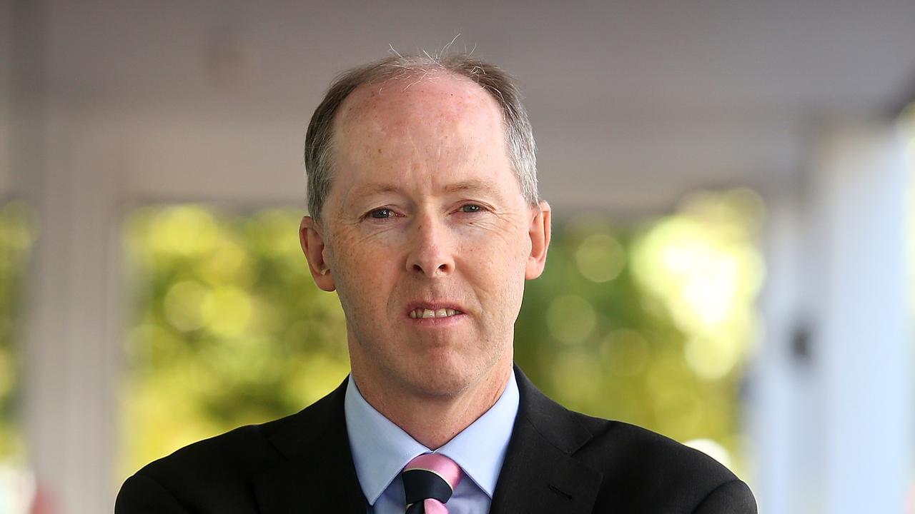 ABCC Boss Stephen McBurney