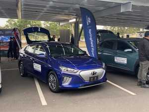 Electric cars Goodna