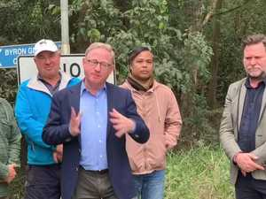 Millions in funding for Byron roads