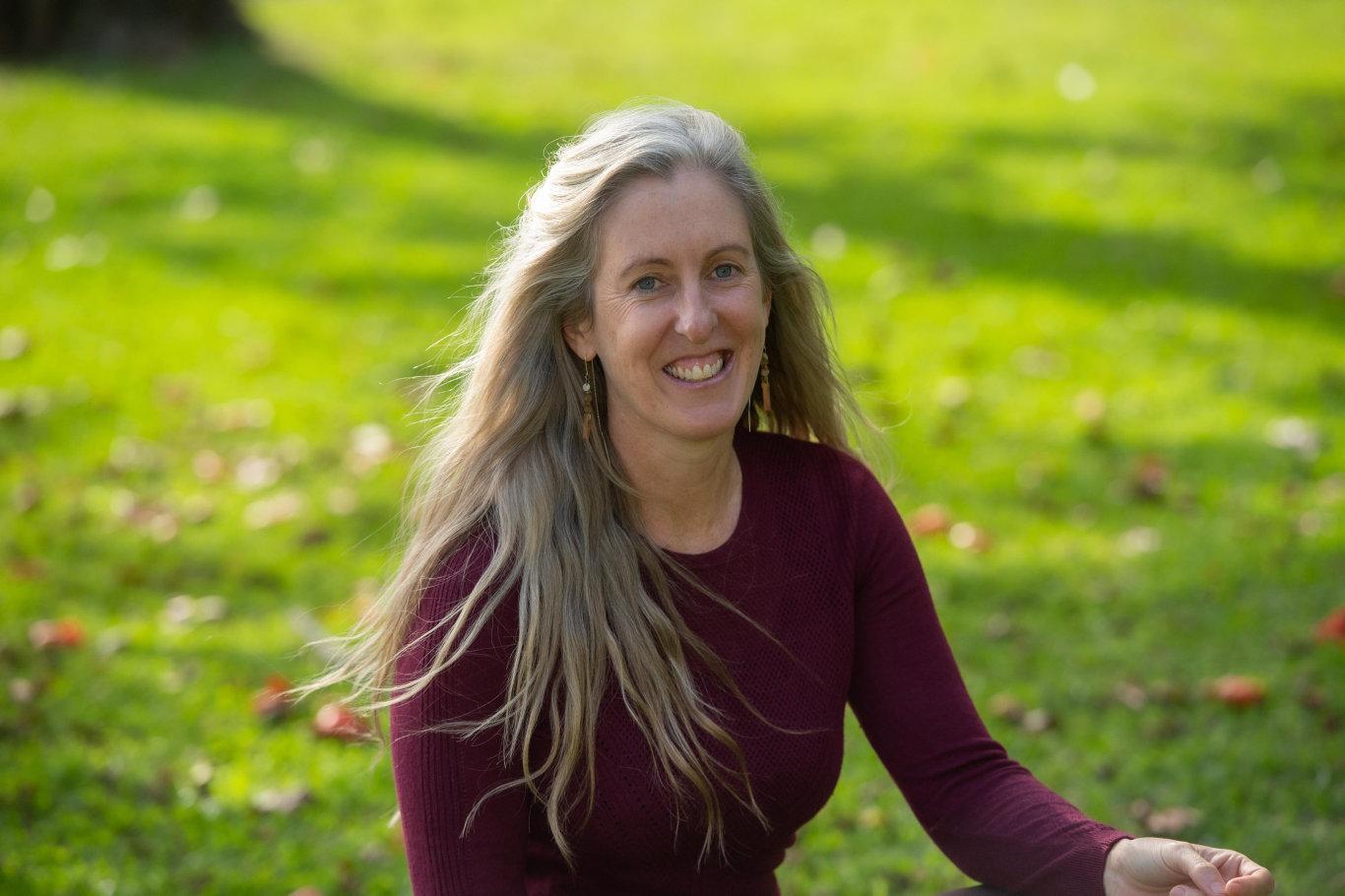Coffs Coast Advocate editor Janine Watson.