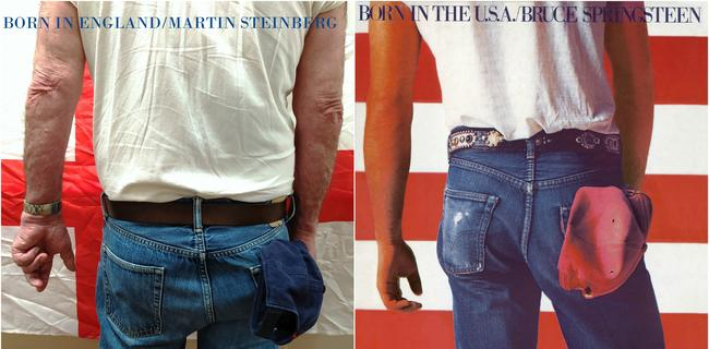 Annie Leibowtiz's image of Bruce Springsteen's denim-clad rear is a classic, but we think the Sydmar Lodge version is pretty good too. Picture: @robertspeker / Sydmar Lodge