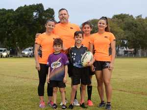 Mackay Touch dynasty in the 'Bis' of having fun