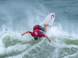 National surfing tour to kick off in Coast waters