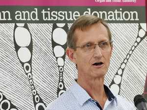 Meet the man who helps families make organ donation decision