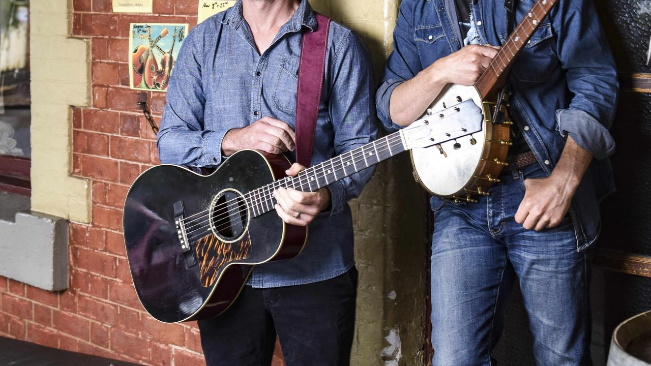 FAMILY FUN: DUST off your boots and get ready for a weekend of camping of music – The Tara Folk Music Festival is back on. Photo: Dannika Bonser