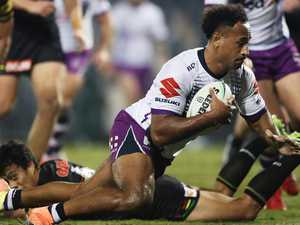 Storm not taking foot off the pedal in clash