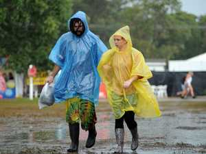 'It can rain as much as it wants': Splendour producers