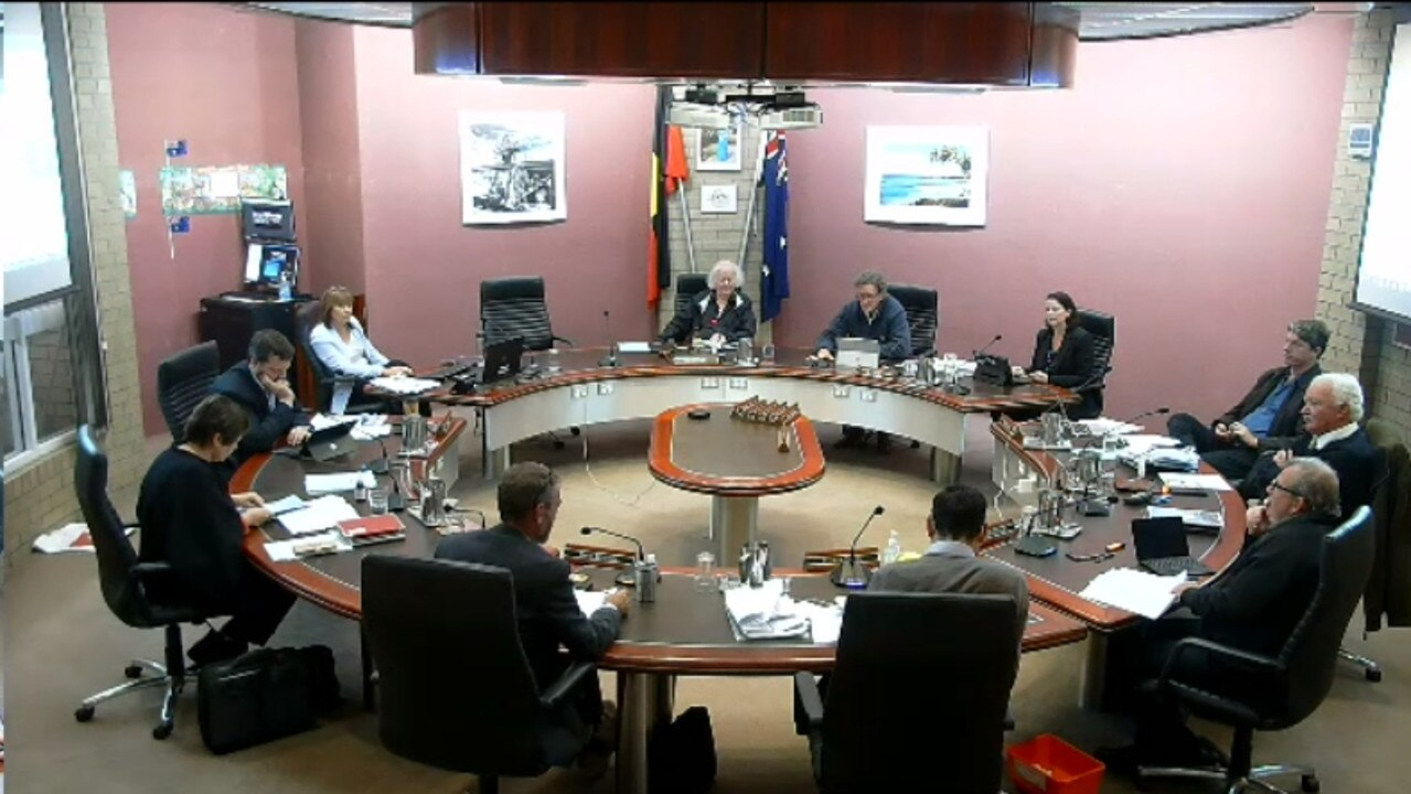 Ballina Shire Council's July ordinary meeting was broadcast online.