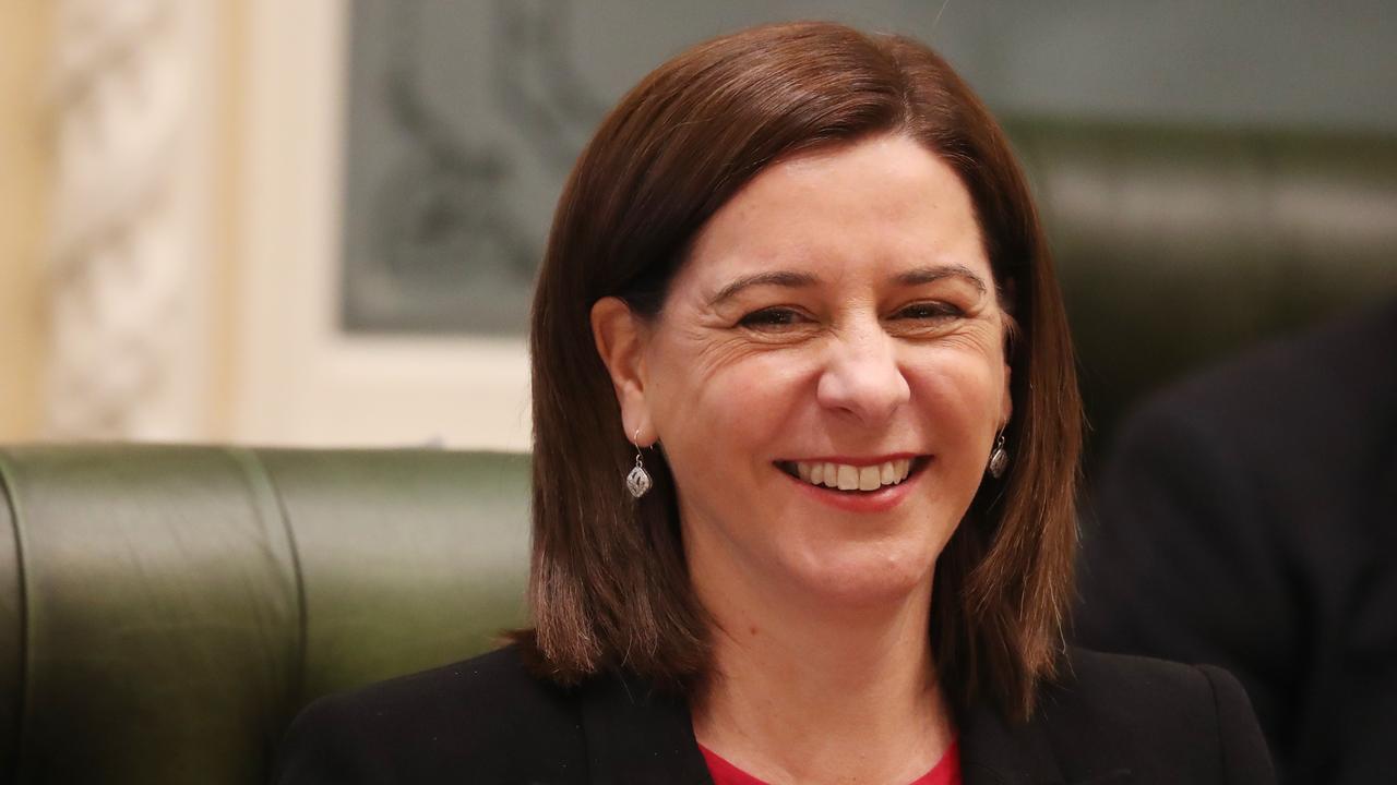 LNP Leader Deb Frecklington. Picture: Annette Dew